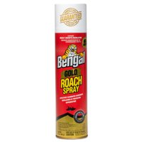 Bengal Gold Roach Killer, Pest Control Insect Spray and Roach Prevention Treatment, 9 Oz. Dry Aerosol Can