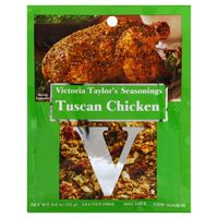 Victoria Taylors Seasoning, Tuscan Chicken