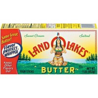 Land O Lakes Salted Sweet Cream Butter - 1lb