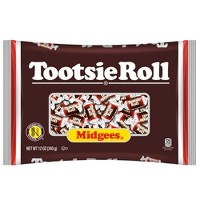 Tootsie Roll Midgees Candy - 12oz