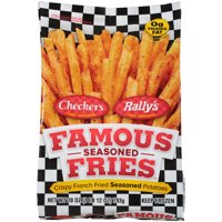 Checkers / Rally's Famous Seasoned Fries, 28 oz (Frozen)