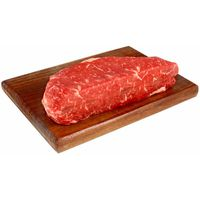 Boneless Choice Beef Sirloin Strip Steak