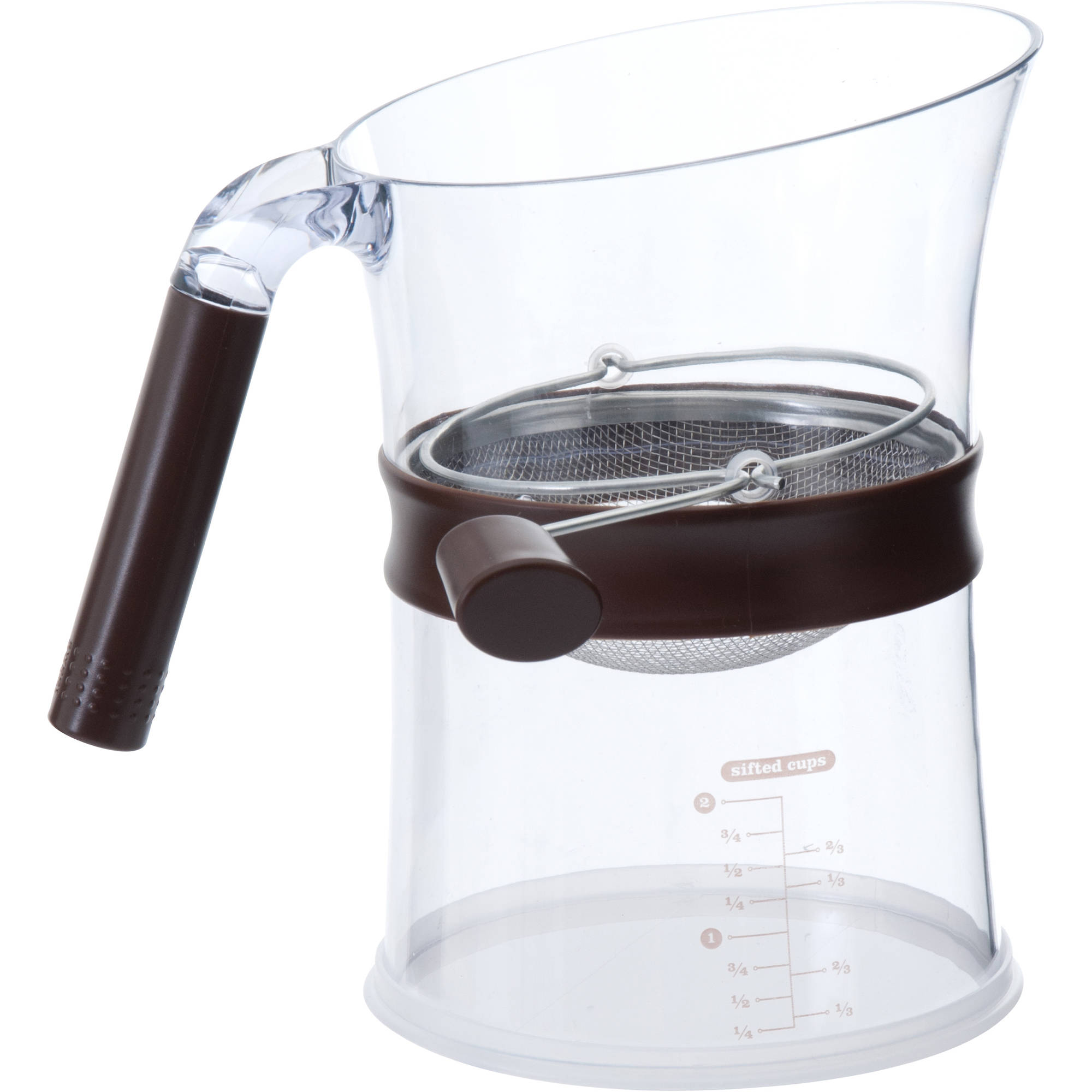 Sweet Creations Sifter and Measuring Cup