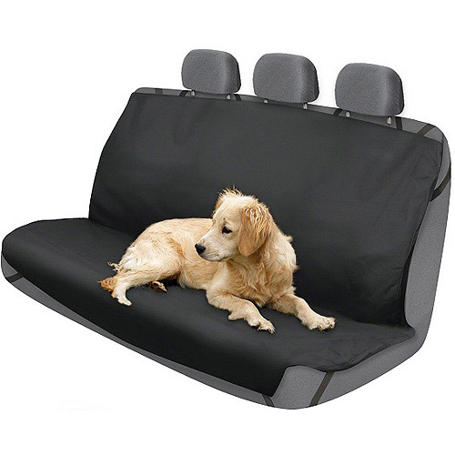 2Air Odor Eliminating Black Rear Bench Seat Protector