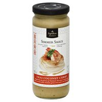 Signature Select Simmer Sauce, Thai Coconut Curry