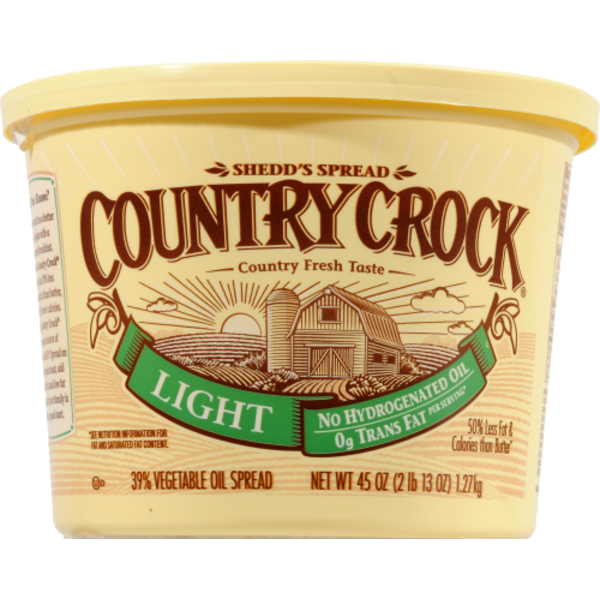 Country Crock Buttery Spread Light
