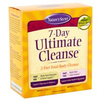 Nature's Secret 7-Day Ultimate Cleanse™ 72 ct