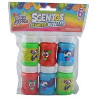 Scented Bubbles 6 Count