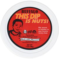 This Dip Is Nuts! Organic Buffalo