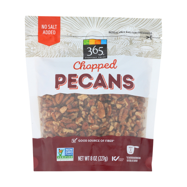 365 everyday value® Chopped Pecans, 8 oz