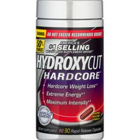 Hydroxycut Hardcore Weight Loss Dietary Supplement