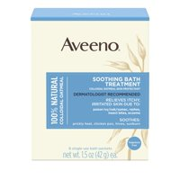 Aveeno Soothing Bath Treatment with Natural Colloidal Oatmeal, 8 ct.