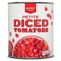 Petite Diced Tomatoes 28 oz - Market Pantry™