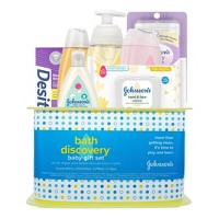 Johnson's Bath And Body Gift Sets