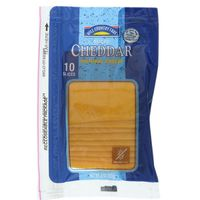 Hill Country Fare Sliced Cheddar Cheese