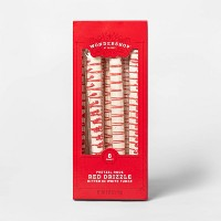 Holiday Drizzle Pretzel Rods - 6.75oz - Wondershop™