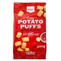 Crispy Frozen Potato Puffs - 32oz - Market Pantry™
