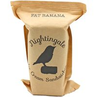 Nightingale Ice Cream Sandwiches, Fat Banana