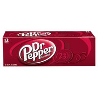 Dr Pepper Soda