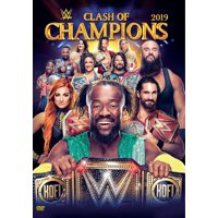 WWE: Clash Of Champions 2019 (DVD)