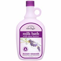 Village Naturals Bath Shoppe Lavender Milk Bath Moisturizing 28 Oz
