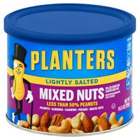 Planters Lightly Salted Deluxe Mixed Nuts
