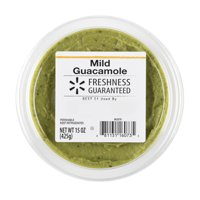 Freshness Guaranteed Guacamole, Mild, 15 oz
