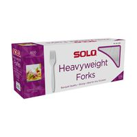 Solo Heavyweight Forks, 500 ct