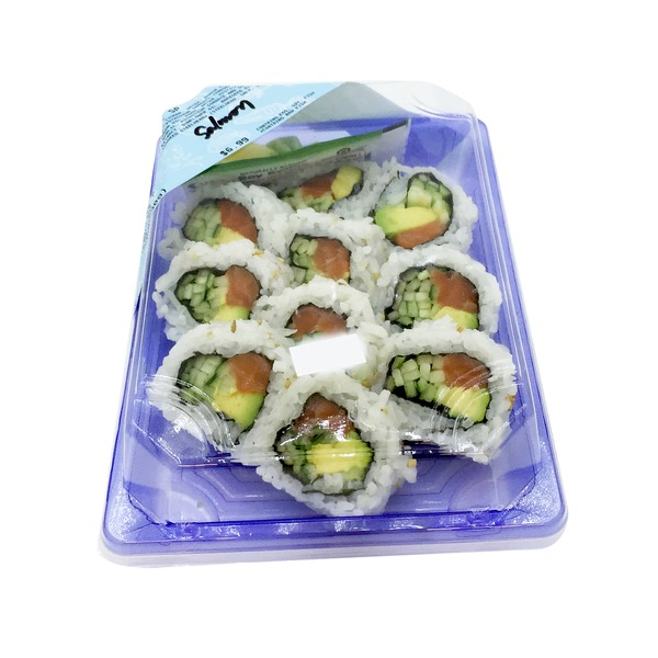 Afc Franchise Corp. Spicy Salmon Roll Sp