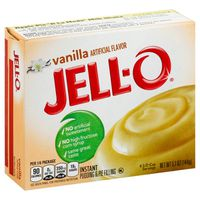 Jell-O Vanilla Instant Pudding Mix