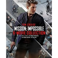 Mission: Impossible: 6-Movie Collection (Blu-ray)