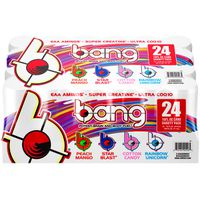 Bang Energy Variety Pack Cans, 24 x 16 fl oz