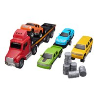 Kid Connection Deluxe Truck Play Set, 11 Pieces