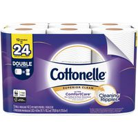 Cottonelle Ultra ComfortCare Toilet Paper, Soft Bath Tissue