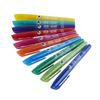 Pen + Gear Ultra Fine Point Permanent Markers, 30 count, assorted color pack