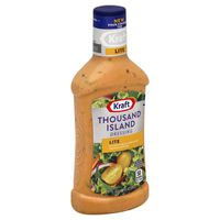 Kraft Thousand Island Lite Dressing