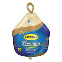 Butterball Premium All Natural Frozen Young Turkey - 18-20lbs - priced per lb