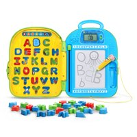 LeapFrog, Mr. Pencil's ABC Backpack, Preschool Learning Toy, Phonics Toy