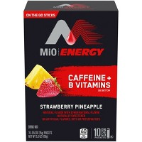 MiO Energy Strawberry Pineapple Drink Mix - 10pk/0.53oz Packets