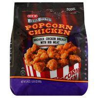 H-E-B Fully Cooked Pop Corn Chicken