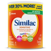 Similac Sensitive Infant Formula with Iron, Powder, 1.86 lb