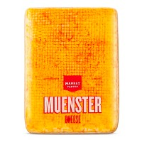 Muenster Cheese - Price Per lb. - Market Pantry™