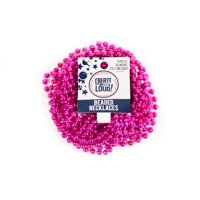 Create Out Loud Pink Beaded Necklaces, 8 Piece