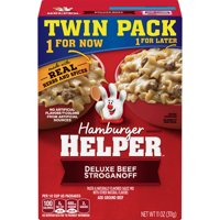 Hamburger Helper Deluxe Beef Stroganoff Twin Pack, 11.0 OZ