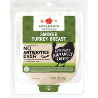 Applegate Naturals Turkey Breast Smoked