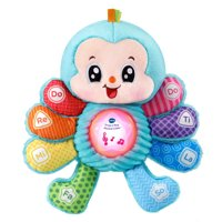 VTech Snug-a-Bug Musical Critter Infant Toy With Light-Up Tummy
