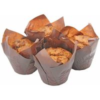 Central Market Sugar Free Walnut Apple Muffins