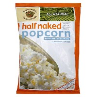 Good Health Half Naked Popcorn with a Hint of Olive Oil - 4 oz (Pack of 9)