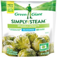 Green Giant® Simply Steam™ Seasoned Brussels Sprouts 9 oz. Bag