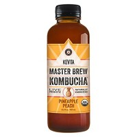 Kevita Pineapple Peach Master Brew Kombucha - 15oz